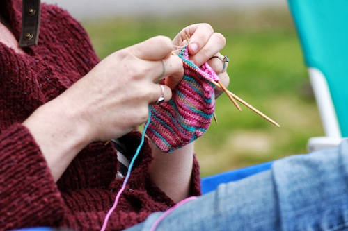 smallersockknitting