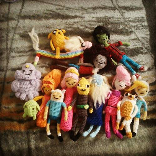 AdventureTimeCrochet