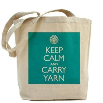 Keepcalmcarryyarnbag