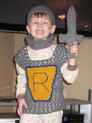 crochetknight